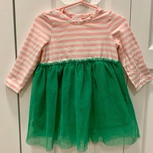 (Hanna Anderson) Toddler Girl Tutu Dress